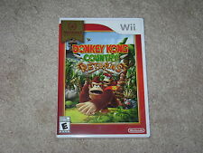 DONKEY KONG COUNTRY RETURNS...NINTENDO WII...***SEALED***BRAND NEW***!!!!!