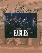THE EAGLES SIGNED 10X8 PHOTO, GREAT CLASSIC IMAGE - LOOKS GREAT FRAMED