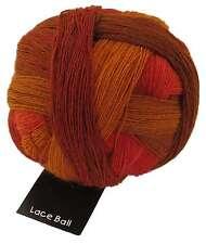 Laceball von Schoppel 100g Farbe  1874 gebrannte Mandeln  traumhaftes Lacegarn