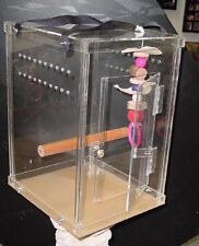 Acrylic Bird Carriers/Cages