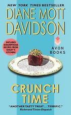 Crunch Time (Goldy Schulz), Davidson, Diane Mott, Good Book
