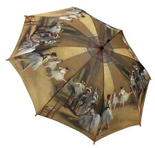 Galleria Auto Stick Umbrella - Degas Ballet