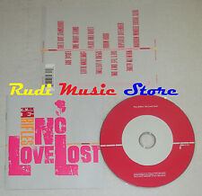 CD THE RIFLES No love lost 2006 eu RED INK 82876859722 lp mc dvd