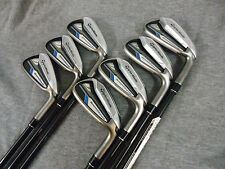New Taylormade Speed Blade Irons 4-PW Speedblade Irons Regular Flex Graphite