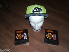 MWT- TRUCKFIT BELT Style cap with a FREE Collectable Santa Cruz Tech Deck