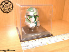 COMMANDER GREE STAR WARS HELMET CASCO CASQUE 1/5 MINT WITH CASE!!!