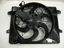 Dual Radiator and Condenser Fan 2003-2005 Ford Crown Victoria