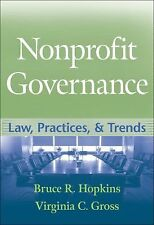 Nonprofit Governance: Law, Practices, and Trends