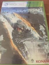 Metal Gear Rising (Xbox 360) BRAND NEW SEALED