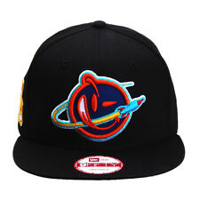NEW Authentic New Era YUMS New Era Astro Camp Black/Multi Snapback 492S