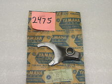 291-18512-02 NEW SHIFT FORK NO RUST DT2 RT2 DT3 RT3 YZ250 YZ360 YAMAHA