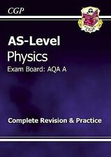 AS-Level Physics AQA A Complete Revision & Practice by CGP Books (Paperback,...