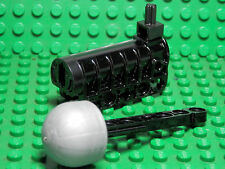 LEGO LEGOS  -  NEW Black Technic Competition Cannon and Silver Tip Arrow Set