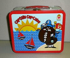 Vintage CAPTAIN CUPCAKE Interstate Bakeries  LUNCHBOX Nice Condition 2007