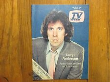 Jan-1981 Chicago Tribune TV Week Magazine(DARYL ANDERSON/LOU GRANT/STEPHEN MACHT