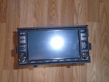2009 Nissan Altima Navigation Radio Player Display Screen