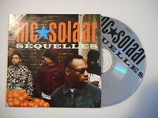 Mc SOLAAR : SEQUELLES [ CD SINGLE RTL PORT GRATUIT ]