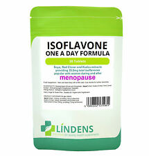 Soya Isoflavone Red Clover 2-PACK 60 Tablets Isoflavones Kudzu Extract Natural