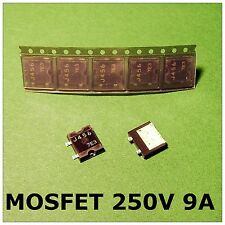 5x 250v, 9a si power MOSFET 2sj456, sanyo, avec 3 diodes, p-Channel, rds 0,4ohm