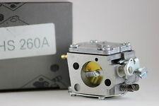 HS-260 Tillotson Carburetor GENUINE for Husqvarna H-268, 272 XPS