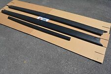 2005-2008 Ford F-150 8' Long Bed RH & LH Side RAIL molding w/ Tail Gate Cap new