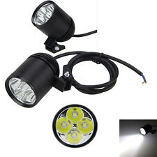 2X 8-36V 150W 4X CREE XML L2 LED Motorcycle Spot Light Lamp Car Boat Off Road
