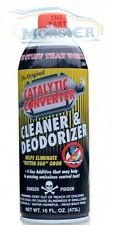 CAT-1 CATALYTIC CONVERTER CLEANER AND DEODERIZER