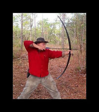 English / Welsh Longbow (Black)
