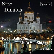 Nunc Dimittis DVD-Audio (DVD, Jul-2012, Claudio)