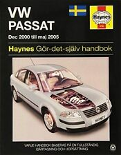 VW Passat Service and Repair Manual: 2015 by Haynes Publishing Group...