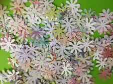 100 miniature papier daisy fleur fabrication carte scrapbooking craft embellissement