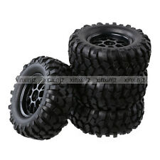 Black RC1:10 OD 95mm Off-road Vehicle Tires & Y Type Wheel Rims