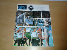 1977 UNIVERSITY OF SAN DIEGO AT CALIFORNIA LUTHERAN COLLEGE FOOTBALL PROGRAM