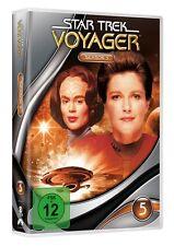 STAR TREK VOYAGER DIE KOMPLETTE DVD STAFFEL / SEASON 5 DEUTSCHE KOMPLETTBOX