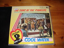 LP-The Sons of the Pioneers-Edition 1: 1945-46 - COOL WATER-Bear FAMILY