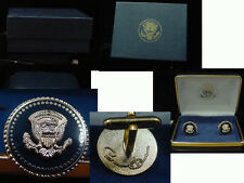 Pair of  Presidential Barack Obama cufflinks