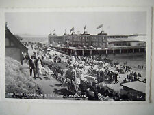 The Blue Lagoon The Pier Clacton on Sea Old Postcard