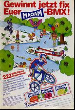 MAOAM-- Gewinnt jetzt fix euer Maoam BMX --Werbung von 1984--