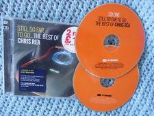 Chris Rea - Still So Far to Go (The Best of ,  CD - 2009)