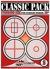 Cheatergear Classic Pack Standard Size PS4 PS3 Crosshair Aim Bot Cheat Decal