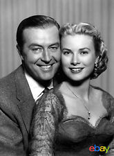 PHOTO LE CRIME ETAIT PRESQUE PARFAIT - RAY MILLAND & GRACE KELLY 11X15 CM  # 7
