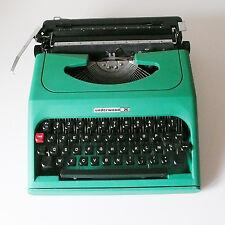 Machine à écrire design UNDERWOOD style valentine Olivetti Sottsass Typewriter