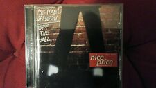 JACKSON MICHAEL - OFF THE WALL. CD SPECIAL EDITION 10 TRACKS