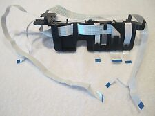 HP OfficeJet 6500 Inkjet Printer 3 Flat Ribbon Cables & Frame Assembly Part Only
