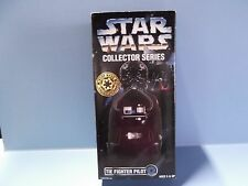 "Star Wars Collector Series  Tie Fighter Pilot 12""in Figure Kenner 1997  Open Box"