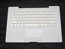 "99% NEW White Top Case with Thai Keyboard Trackpad for Apple MacBook 13"" A1181"