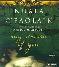 BOOK/AUDIOBOOK CD Nuala O'Faolain MY DREAM OF YOU