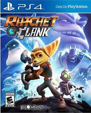 Ratchet And Clank PS4 Brand New & Sealed