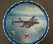 Wedgwood Porcelain Plate, 60th Anniversary of 'V.E.DAY' 1945-2005-Daily Mail