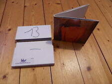 Blur 13 (special limited edition) incl. affiches & special ENHANCED CD!